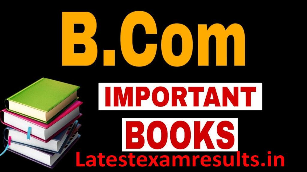Download bcom 3rd sem Pdf