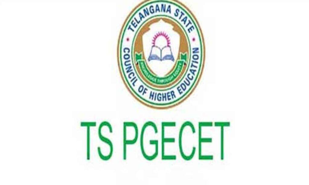 TS PGECET 2021 Application